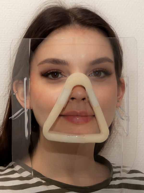 Gesichtsschutz mit Filter