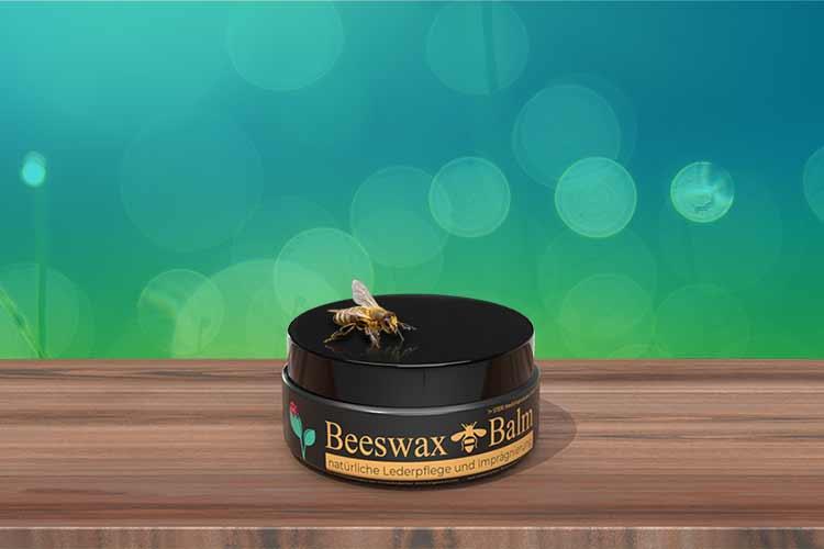 Beeswax Balm Lederpflege